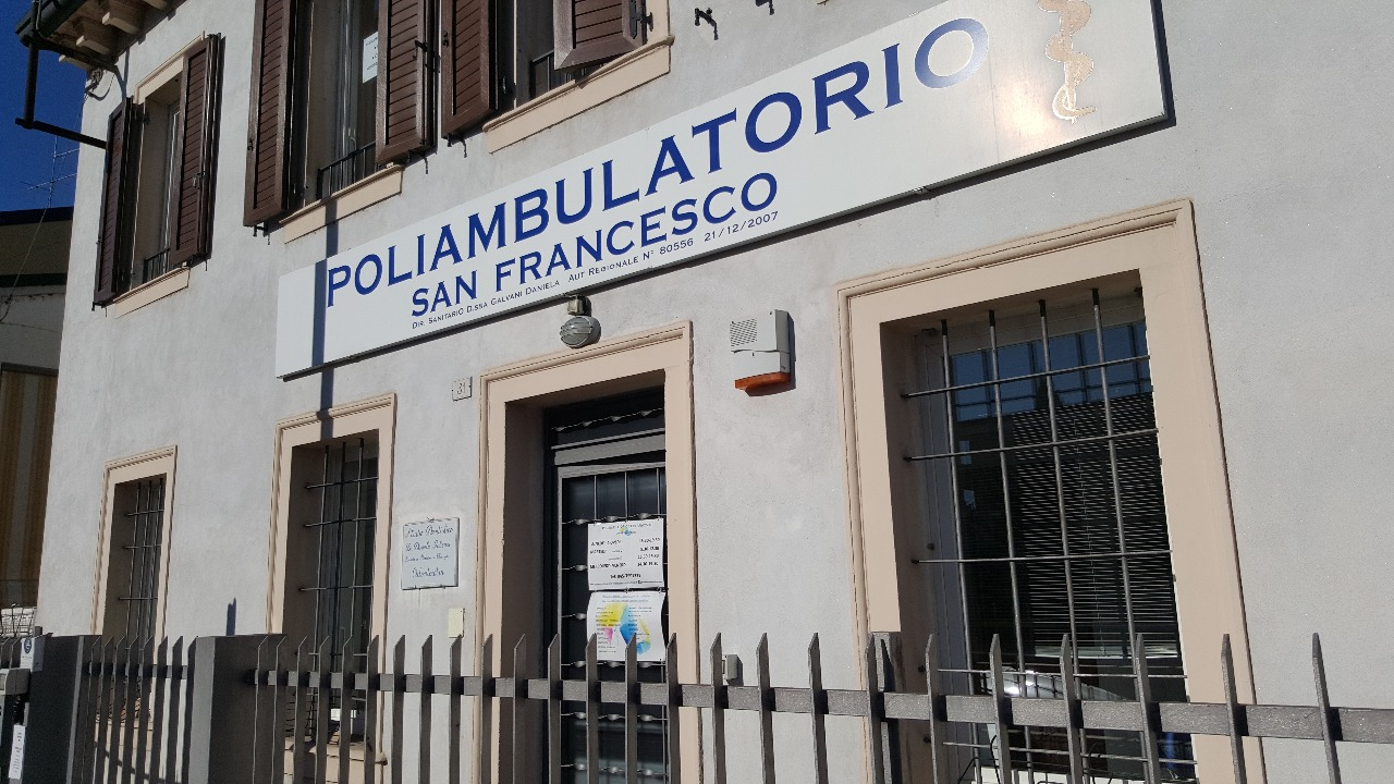 Poliambulatorio S. Francesco