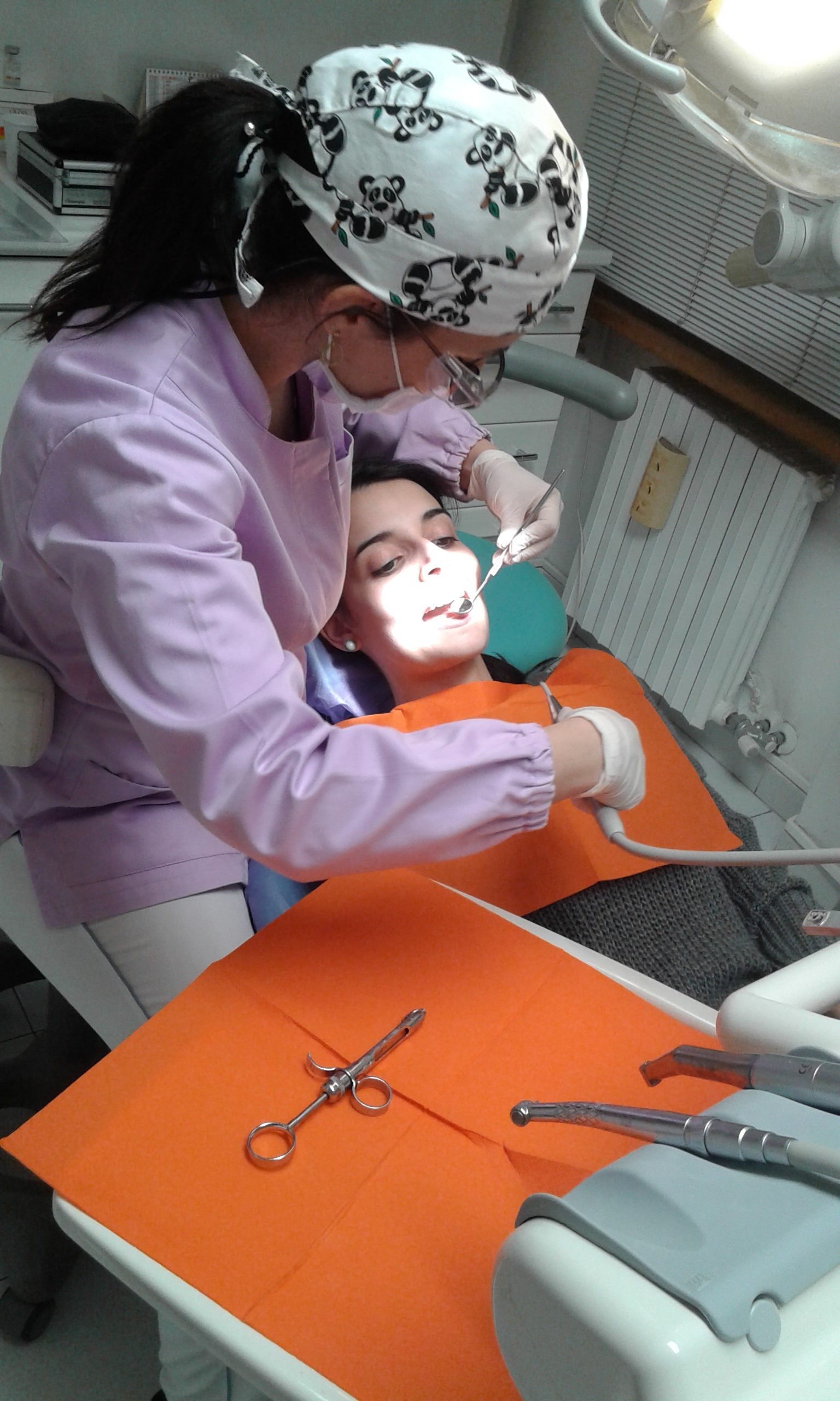 odontoiatria pedodonzia villafranca di verona